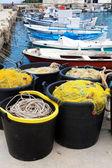 捕鱼网 — 图库照片