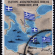 Greek participation in World War II — Stock Photo