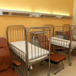 Opening of a new pediatric wing in hospital ''Gennimata''. — Stock Photo