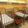 Opening of a new pediatric wing in hospital ''Gennimata''. — Stock fotografie