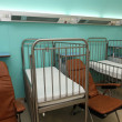 Opening of a new pediatric wing in hospital ''Gennimata''. — Foto de Stock