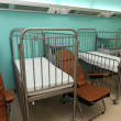 Opening of a new pediatric wing in hospital ''Gennimata''. — Lizenzfreies Foto