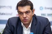 Alexis Tsipras — Stock Photo