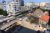 Reconstruction of Hamza Bey Mosque (Alkazar) — Стоковое фото