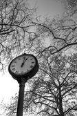Vecchio orologio stile — Foto Stock