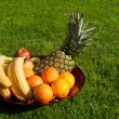 Fruit bowl — Stockfoto