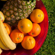 Stock Photo: Fruit bowl