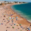 Albufeirbeach in Algarve — Stock Photo #18469193