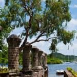 Nelson's Dockyard in Antigua — Stock Photo #19448951