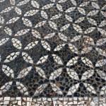 Portuguese sidewalk pavement — Stock Photo #20724583
