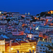 Stock Photo: Lisbon cityscape