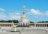 Sanctuary of Fatima — Stock Photo
