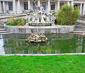 Neptunova fontána — Stock fotografie