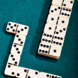 Domino — Stock Photo