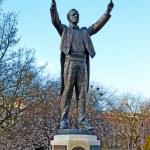 Постер, плакат: Gustav Theodore Holst statue in Cheltenham