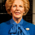 Margaret Thatcher — Stock Photo