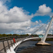 Peace Bridge — Stock Photo
