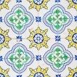 Portuguese Azulejos — Stock Photo #30072925