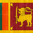 Sri Lankflag — Stock Photo #31379149