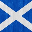 Scotland flag — Stock Photo