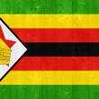 Zimbabwe flag — Stock Photo #32846583