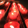 Prayer candles — Stock Photo #23250962
