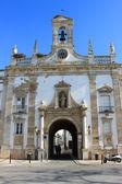 Arc da Vila, Faro, Algarve, Portugal — Stock Photo