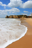 Praia da Rocha, Algarve, Portugal — Stock Photo