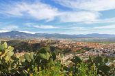Granada střechy — Stock fotografie