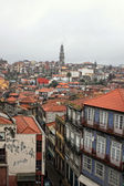 Porto rooftops in city landscape — Stock Photo