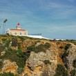 Algarve lighthouse in Lagos — Stock Photo