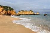 ドナ アナ ビーチ、ラゴス、ポルトガル — ストック写真