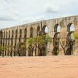Aqueduto da Amoreira, Elvas, Portugal — Stock Photo