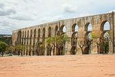Aqueduto da Amoreira, Elvas, Portugal — Stock Photo