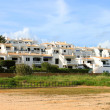 Algarve houses — Foto Stock