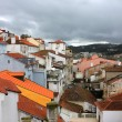 Colorful houses of Coimbra, Portugal — Stock Photo
