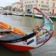 Aveiro fishing boats — Stock Photo #39353991