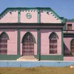 Colorful architecture in Matanzas, Cuba — Stock Photo #42297193
