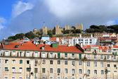 Sao Jorge Castle — Stock Photo