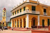 Trinidad, architettura di cuba — Foto Stock