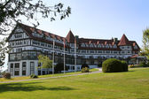 Algonquin hotel, St. Andrews, New Brunswick — Stock Photo