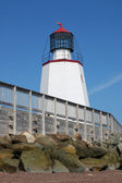 St. Andrews lighthouse — Stock Photo