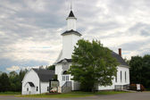 Rural church — Stock Photo