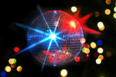 A night at the disco — Stock Photo