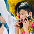 Phuket Vegeterian Festival — Stock Photo