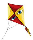 Kite illustration — Stock Vector