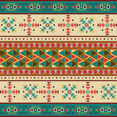 Navajo pattern — Stock Vector