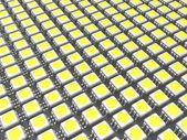 LED chips — Stock Photo