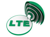 LTE Technology — Stock Photo