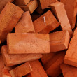 Brick building clay — Stock Photo #2707397